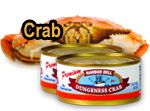 Canned Crab