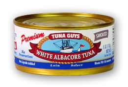 Smoked White Albacore Tuna